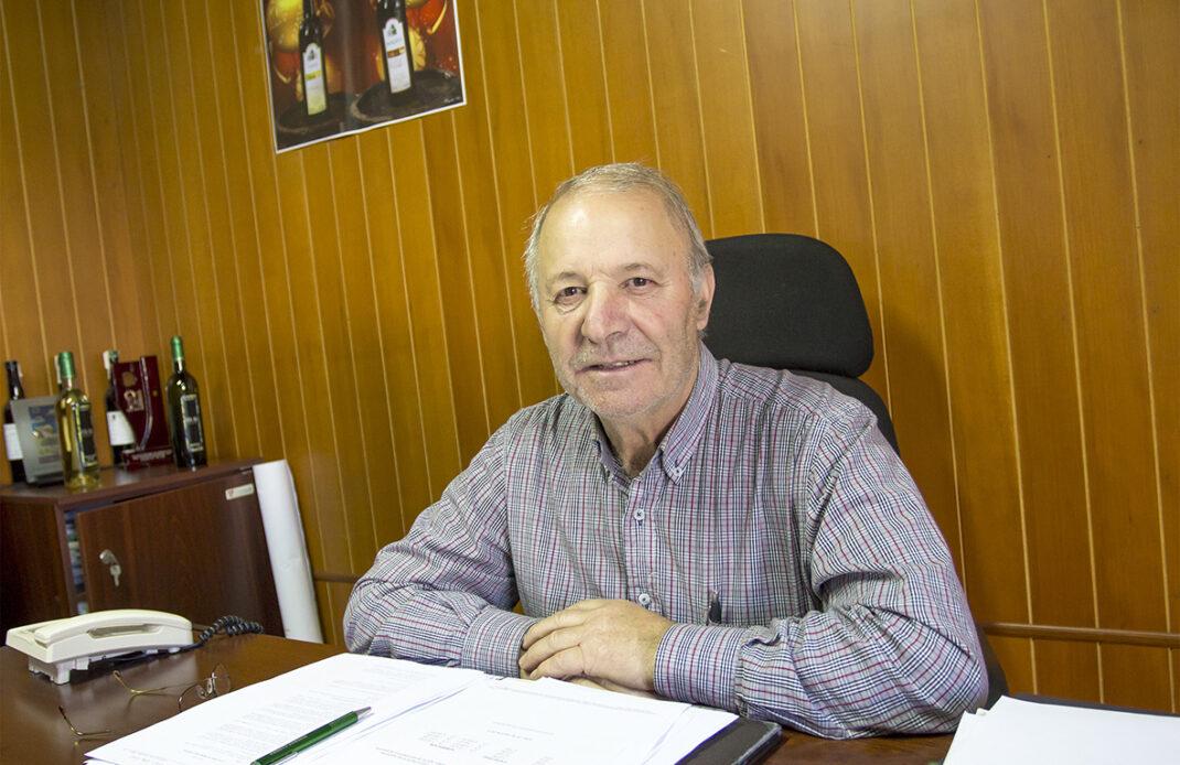 Entrevista a Manolo Manzano, Presidente de la Unión de Viticultores Chiclaneros
