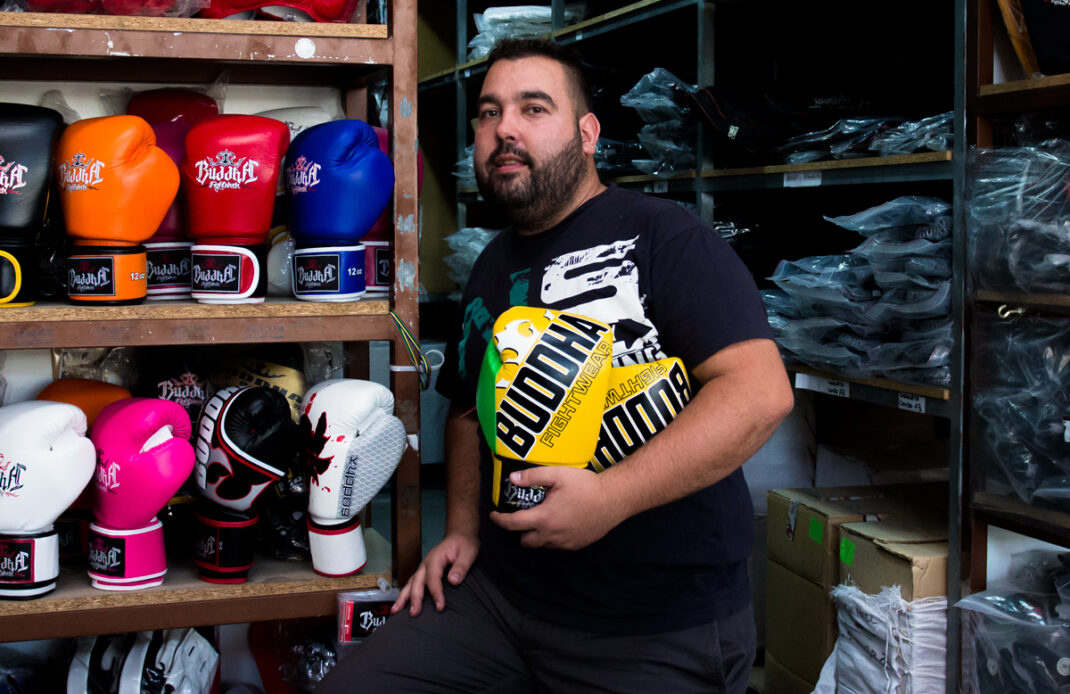 Entrevista a Dani Sánchez (Buddha Sport)