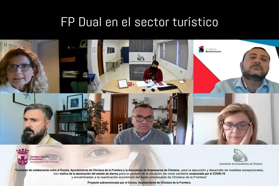 La FP DUAL en el sector del Alojamiento Turístico.