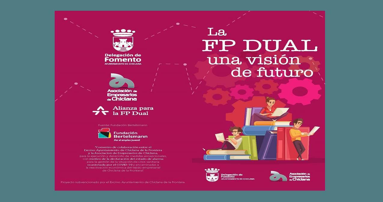 En la Asociación apostamos por La FP DUAL como herramienta que contribuye al fomento del empleo juvenil.