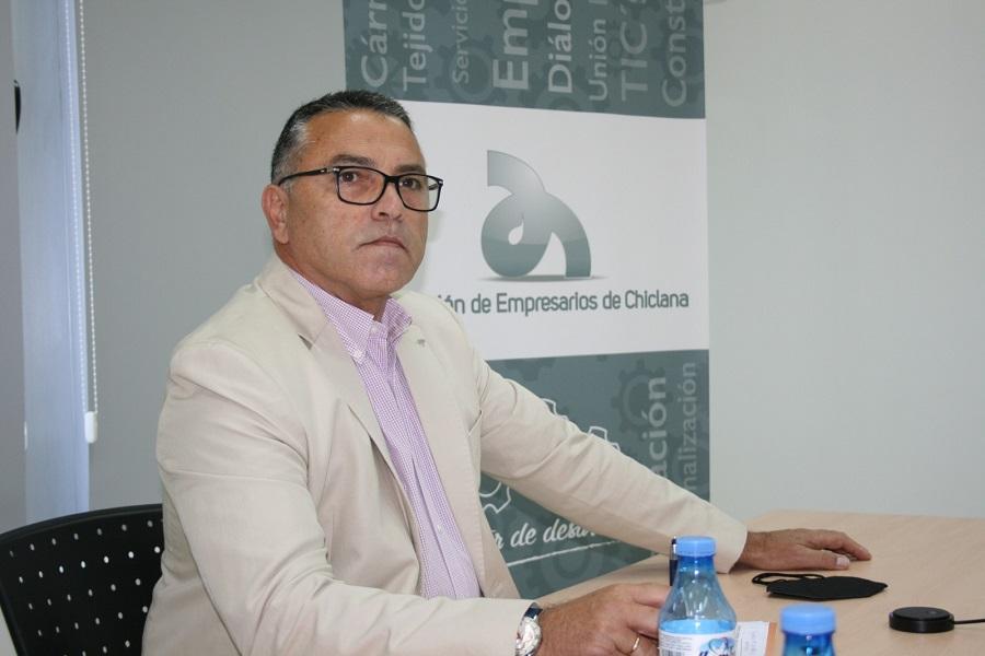 La Asociación de Empresarios de Chiclana reelige a Antonio Junquera como presidente